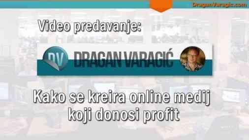 Kako se kreira online medij koji donosi profit