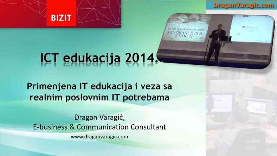 Primenjena IT edukacija