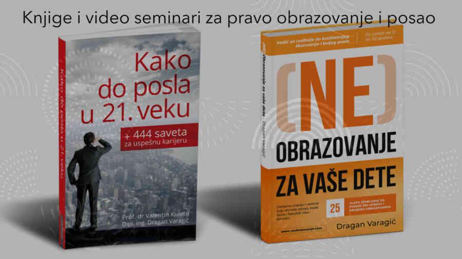 knjige i seminari za pravo obrazovanje i posao