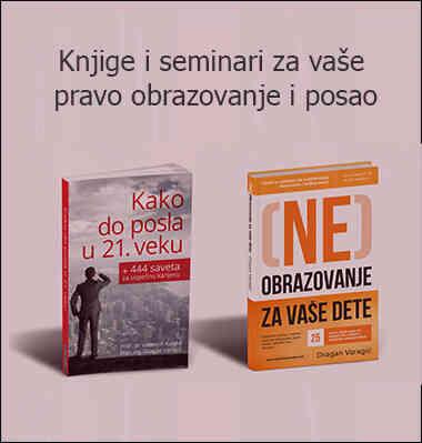 knjige za obrazovanje i posao 380
